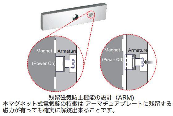 GEM-10000ST残留磁気防止機能の設計(ARM)