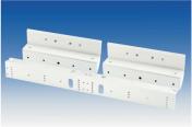 マグネット電気錠用内開きブラケットLZ-GEM-D800AU