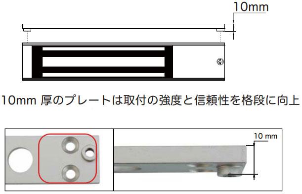 GEM-800(新型取付プレート)